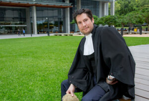 Brisbane Criminal lawyer and consultant - Justin Sibley